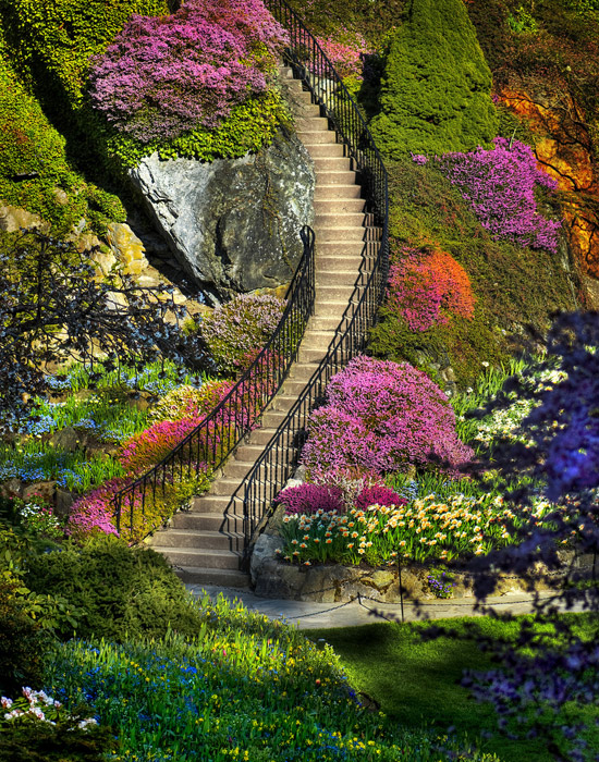 imagens jardins lindos:POLITICANDO: Os 10 jardins mais lindos do mundo